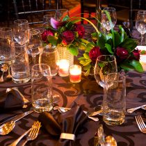 Table Setting Closeup
